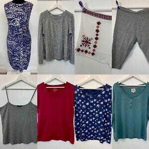 UK 18 - Bundle - Grey/Multi 8 Items Tu/Do Perkins/Primark/Select Dress/Separates