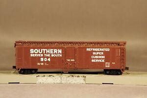 Atlas 50' Box car, Southern  904  ATLxxxxxx  wrong box   0656