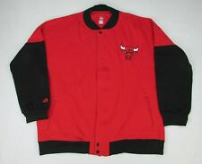 Chicago Bulls NBA Men's Majestic Full Zip Sweatshirt