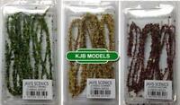 Javis Model Railway / Wargames Scenery Climbing Weeds 3 Variations Available