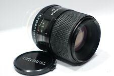 Tamron SP 90mm f2.5 Tele Macro Adaptall 2 BBAR MC 52BB camera lens