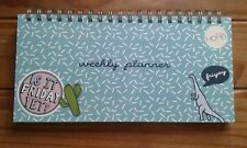 WEEKLY PLANNER...IS IT FRIDAY YET? .(100 sheets).....NEW...