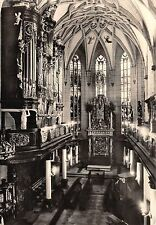 B34602 Chor der Altenburger Schlosskirche altenburg  germany