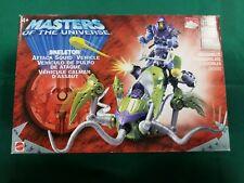 2002 Masters Of The Universe Skeletor Attack Squid Vehicle MOTU Mattel