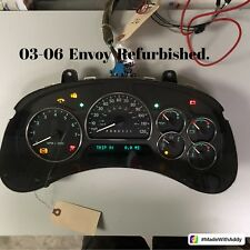 s l225 speedometers for chevrolet trailblazer ebay  at webbmarketing.co