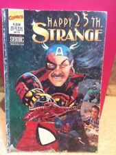 SUPERBE COMICS MARVEL STRANGE ALBUM N100 FR
