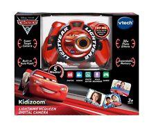 NEW VTECH KIDIZOOM DISNEY CARS 3  LIGHTNING MCQUEEN DIGITAL CAMERA 507303