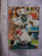 2011 Topps Prime Retail Football Card #138 Davone Bess  (10370)