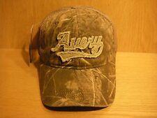 Avery Logo Greenhead Gear Trucker Hat Cap Blind Mesh Back Buck Brush Turkey
