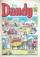 THE DANDY - 10th APRIL 1971 (6 - 12 Apr) SUPERB 50th BIRTHDAY GIFT !! FINE beano