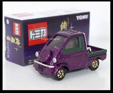 TOMICA #6 DAIHATSU MIDGET II 1/50 TOMY DIECAST CAR New 62