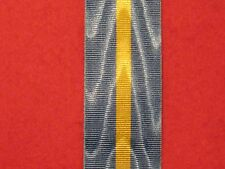FULL SIZE COMMEMORATIVE HONG KONG SERVICE MEDAL RIBBON