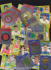 PANINI FOOTBALL 87 STICKER N ° 113 Ian Wilson Leicester Ville