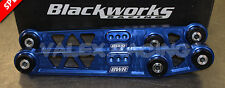 Blackworks BWR Rear Lower Control Arms LCA 88-95 Civic 90-01 Integra BLUE