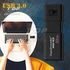 Kingston DT100G3 8GB 16/32/64GB 128GB Data Traveler USB 3.0 Flash Pen Drive