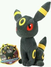 POKEMON UMBREON PELUCHE -22Cm.- Anime Plush Pupazzo Personaggio Toy Teddy