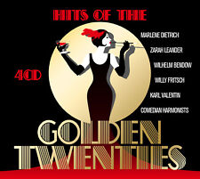 CD Hits Of The Golden Twenties von Various Artists 4CDs