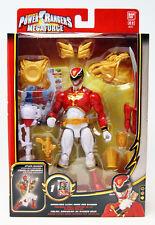 Power Rangers - Megaforce - Roter Ultra Mode Ranger mit Rüstung - ca. 17cm