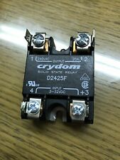 Crydom Solid State Relay D2425F: 240VAC, 25A