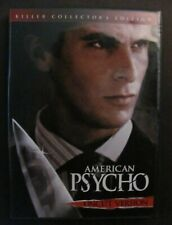 American Psycho Dvd Killer Collector's Edition Unrated Version Christian Bale