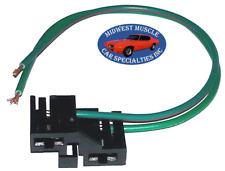 65-95 Ford Power Brake Lamp Light Sensor Switch Wiring Harness Plug Pigtail D20