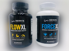 FORCE XL Male Enhancement Support Libido Energy Stamina & NO2 Boost
