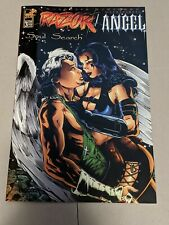 Razor Morbid Angel Soul Search #3 December 1996 London Night Studios Comics