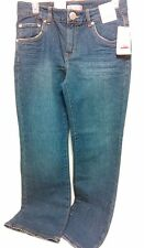 Levi's Stretch Flare Jeans~Juniors Size 14-1/2 Plus~Adjustable Waist~NEW W/Tags