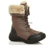 Calzado de niña Botas, botines marrón
