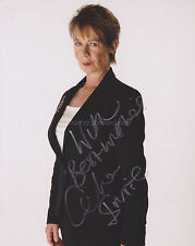 Celia Imrie Hand Signed 8x10 Photo, Autograph, Doctor Who, Best Exotic Marigold
