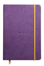 Rhodia Rhodiarama Webbies - Notebook - Purple - Blank - 96 Sheets - 5.5 x 8.25