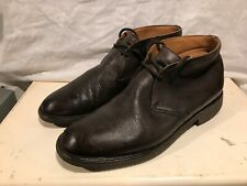 CHURCH'S Oregon  chukka ankle laced dress mens shoes boots sz 11