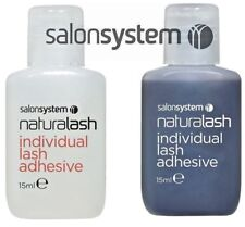 Salon System Semi-permanent Individual Lash Adhesive Clear 15ml