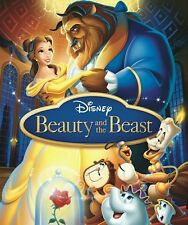 Disney Beauty And The Beast DVD Movie