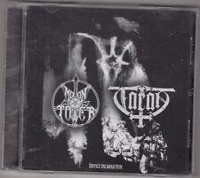 Moontower / Taran – Devil's Incarnation CD