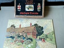 Chad Valley GWR Wooden Jigsaw Puzzle 150 pieces 'Anne Hathaway's Cottage'