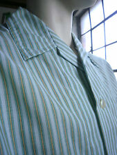 VEB Eichsfelder Bekleidungswerke Herren Hemden Shirt TRUE VINTAGE kurz Streifen