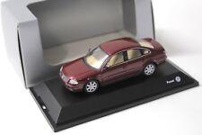1:43 Schuco VW Passat V6 Limousine B5 dark red DEALER NEW bei PREMIUM-MODELCARS