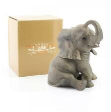 New Baby Elephant Figurine Ornament Gift Boxed 13cm LP12862