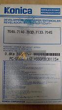 950-412 BLACK DEVELOPER KONICA MINOLTA 7033 7040 7045