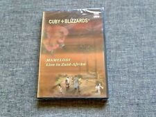 DVD CUBY + BLIZZARDS - MAMELODI - LIVE IN ZUID AFRIKA - SEALED - RARE - NEW