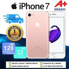 GRADO A+ Apple iPhone 7 128GB 32GB Libre Desbloqueado Móvil 12 Meses De Garantia
