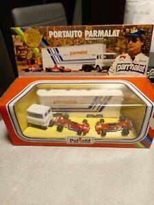 Polistil 1/55 Portauto Parmalat