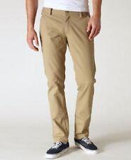 New Levis 511 1304 Mens Khaki Straight Slim Fit Trouser Pants Jeans Size 38 x 32