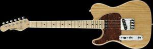 G&L Tribute ASAT Classic Lefty Electric Guitar - Natural Gloss