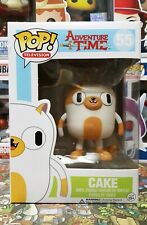 Funko Pop Television Adventure Time Cake #55 Vaulted Mint
