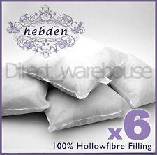 Pack de 6 - 50.8cm X 50.8cm Almohadillas de Cojín /Insertable/Relleno
