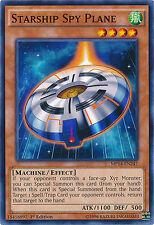 Starship Spy Plane Yugioh Card Common MP14-EN247