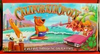 Vintage 1998 Factory Sealed CALIFORNIA-OPOLY Monopoly Board Game