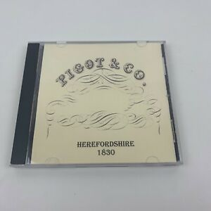 Archive Pigot's Herefordshire 1830 Directory Scanned Copy Family History CD ROM